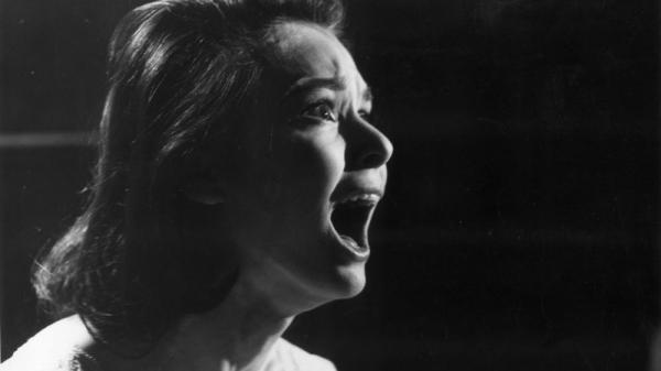 <p>The 1961 thriller <em>Taste of Fear</em>, starring Susan Strasberg — someone who might have enjoyed Folk Alley's Scream Stream.</p>
