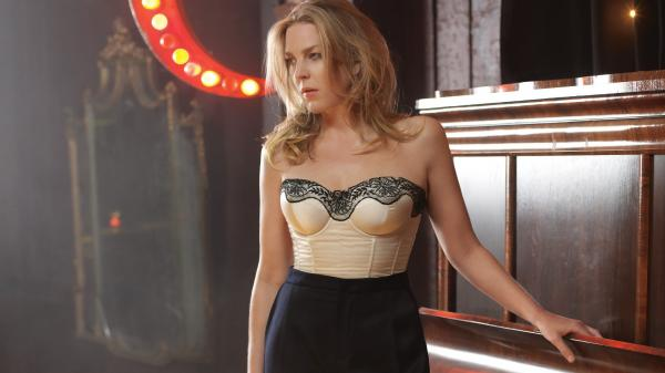 Diana Krall's latest album is titled <em>Glad Rag Doll</em>.
