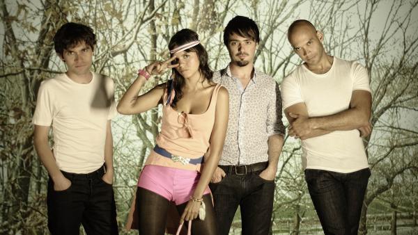 Bomba Estéreo's new album, <em>Elegancia Tropical</em>, comes out Nov. 6.