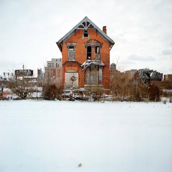 Photos from the <em>100 Abandoned Houses</em> project