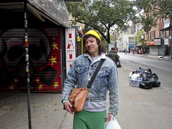 Sandy cost Joshua Suzanne her most profitable time of the year — Halloween week. She owns Rags-A-GoGo, a vintage store, in the West Village.