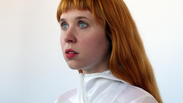 Holly Herndon's debut album, <em>Movement</em>, comes out Nov. 12.