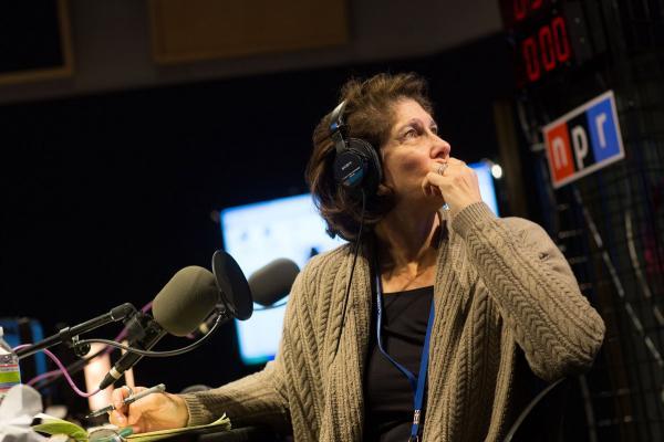 NPR National Political Correspondent Mara Liasson.