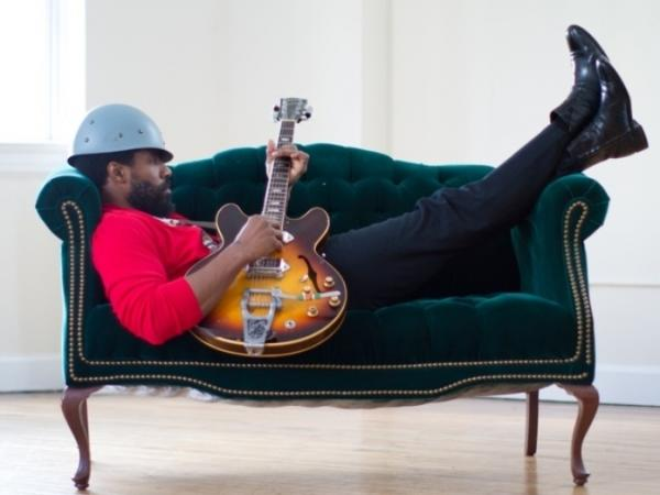 Cody ChesnuTT just released his second full-length album, <em>Landing on a Hundred</em>.