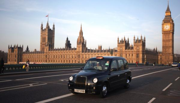 The company that makes London's iconic taxis has had financial difficulties, leaving cabbies in a lurch.