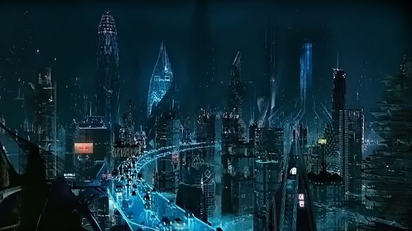 Neo-Seoul: an inside joke in a movie about reincarnation?