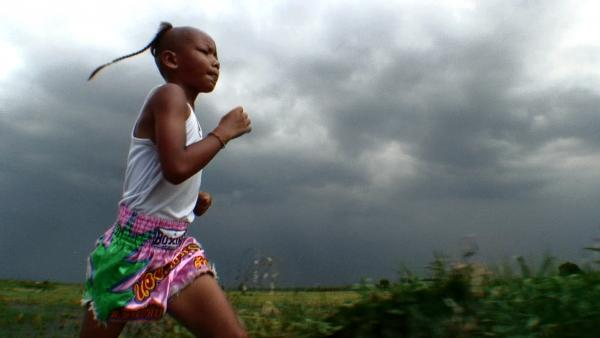 <em>Buffalo Girls</em> follows two 8-year-old professional Muay Thai fighters. Pet Chor Chanachai not only fights to support her family, but does so while suffering from a heart defect.