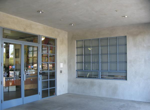 Recognize this entryway? It's where many of the I Heart NPR campaign photos are snapped.