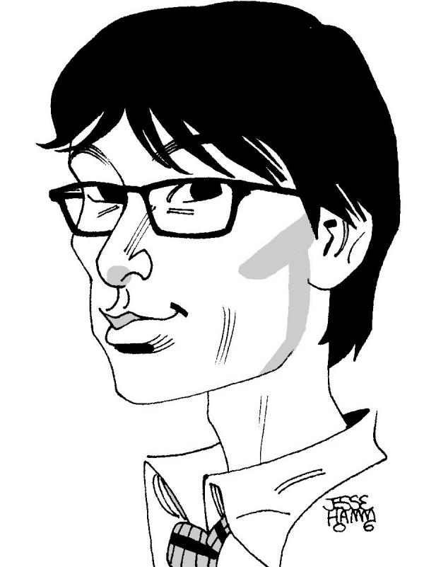 Derek Kirk Kim's first graphic novel, <em>Same Difference and Other Stories</em>, won all three major comics industry awards — the Eisner, the Ignatz and the Harvey.