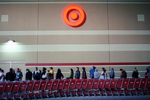 Target, 2011