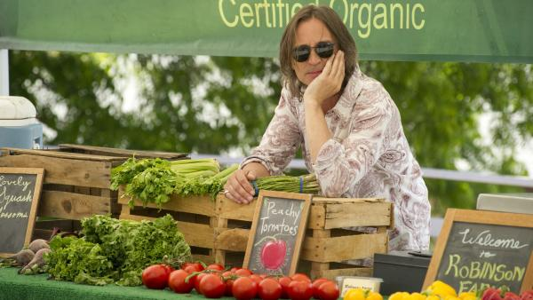 <strong>Flying 'Solo':</strong> Robert Carlyle plays a burnout Britpop veteran drinking his way through a second career among the farmers markets of Southern California — until a DUI bust sends him into a tailspin.
