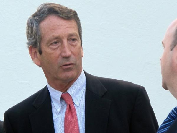 "Former South Carolina Gov. Mark Sanford told his staff he was hiking the Appalachian trail, then later confessed he had rendezvoused with his Argentine mistress, whom he called ""my soul mate."" He stayed in office but his wife, Jenny, filed for divorce."