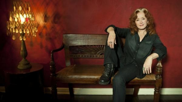 Bonnie Raitt's new album is titled <em>Slipstream.</em>