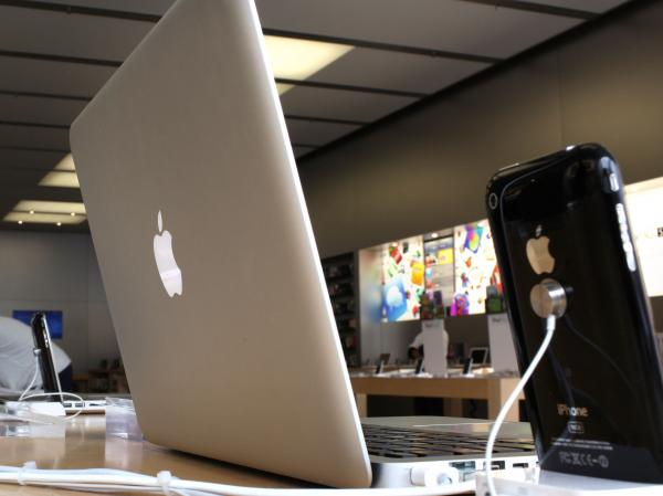 Using a Mac may mean you'll see some pricier options when booking online.
