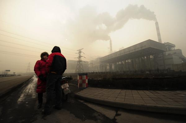 The coal-centric economy of Linfen, China, has earned it a reputation for being one of the most polluted cities in the world.
