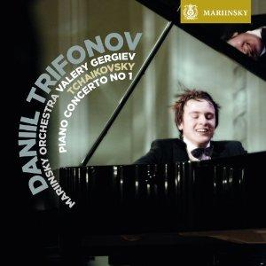 Cover for Tchaikovsky: Piano Concerto No. 1