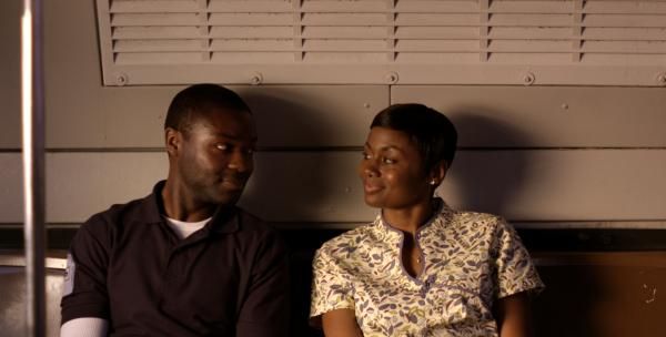 When her husband, Derek (Omari Hardwick), is sent to prison, Ruby (Emayatzy Corinealdi) must decide whether to wait for him or move on. In her research for the film, director Ava DuVernay interviewed many women whose loved ones were incarcerated.
