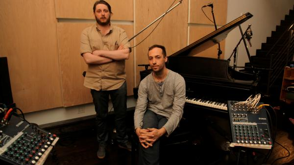 Tim Hecker and Daniel Lopatin's new album,<em> Instrumental Tourist,</em> comes out Nov. 20.