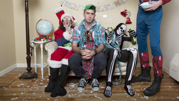 Sufjan Stevens released <em>Silver & Gold</em> Nov. 13.