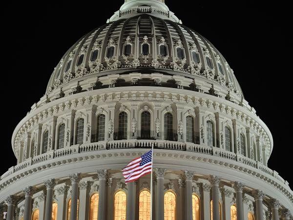 How long and how late will talks go? (The Capitol dome.)