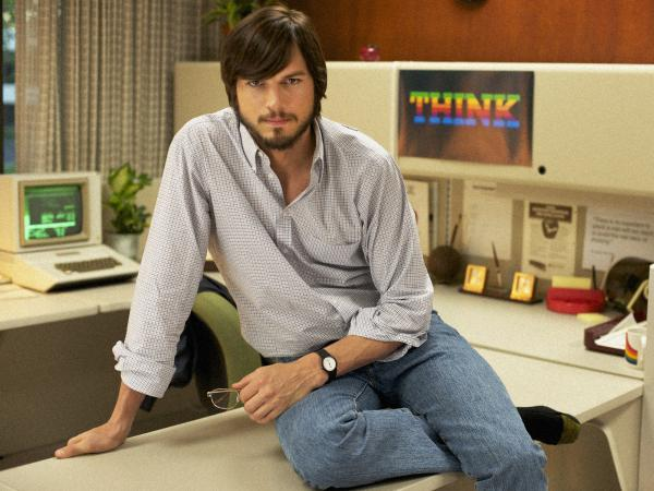 Ashton Kutcher as Steve Jobs in <em>jOBS</em>, directed by Joshua Michael Stern, which will close the Sundance Film Festival in January.