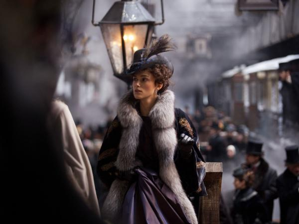 Knightley earned Golden Globe nominations for her roles in <em>Atonement</em> and <em>Pride and Prejudice</em>, her other collaborations with Wright. Could the third time be a charm?