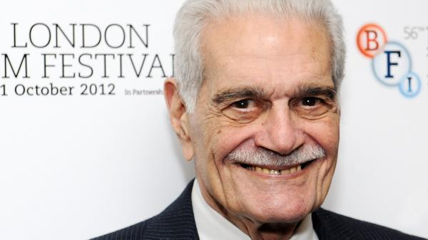 Omar Sharif received an Academy Award nomination for best supporting actor for his role in <em>Lawrence of Arabia</em>.