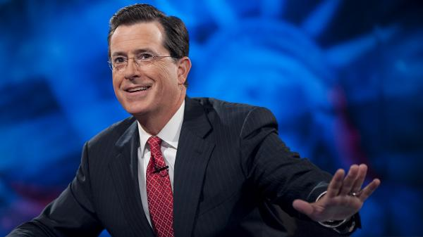 Comedian Stephen Colbert told his supporters to ask South Carolina Gov. Nikki Haley to name him to replace outgoing Sen. Jim DeMint.