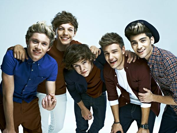 Formed in 2010, One Direction are one of the biggest pop acts in the world. Left to right: Niall Horan, Louis Tomlinson, Harry Styles, Liam Payne, Zayn Malik.
