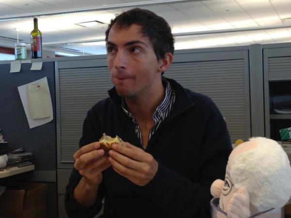 Ian has a religious experience.