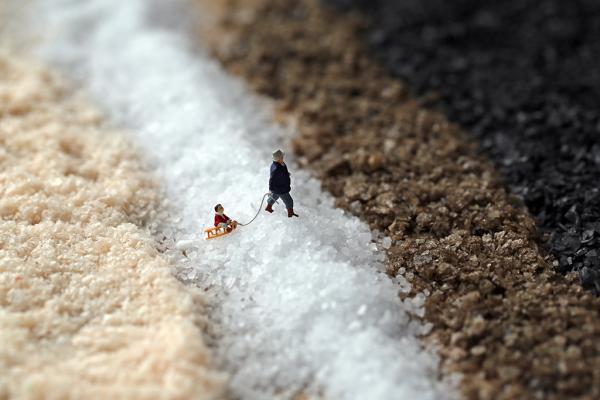 <em>Salt Sledding</em>