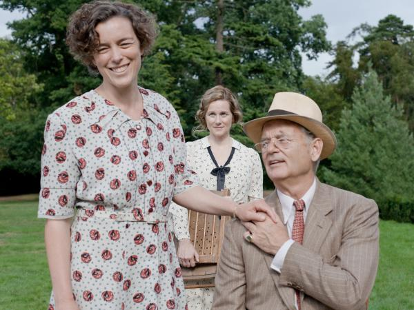 Linney's Daisy was on hand, along with Eleanor Roosevelt (Olivia Williams), to support the president on the weekend of a momentous visit by the king and queen of England in June of 1939, as Europe teetered on the brink of World War II.