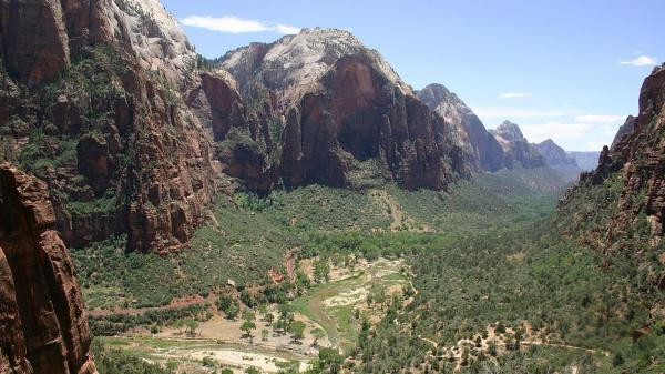 Maybe you can find that creative spark out in Zion National Park in southwestern Utah.