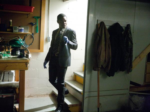 Emerson (David Oyelowo) helps investigate the case, which is much more complicated than it appears.