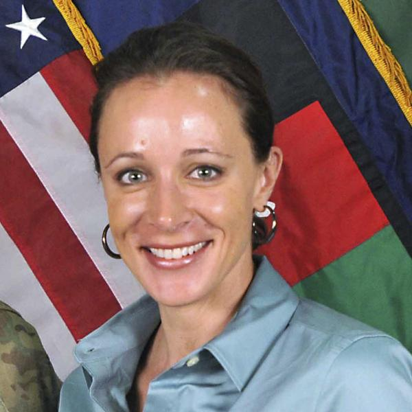Paula Broadwell in July 2011.