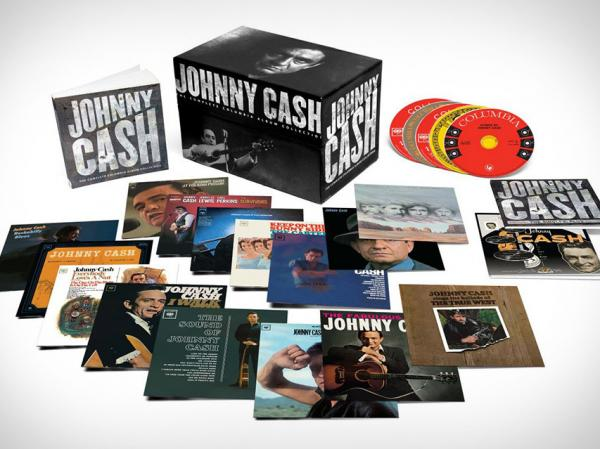 For a Johnny Cash superfan, the 63-disc<em> Complete Columbia Album Collection</em> is a dream come true.