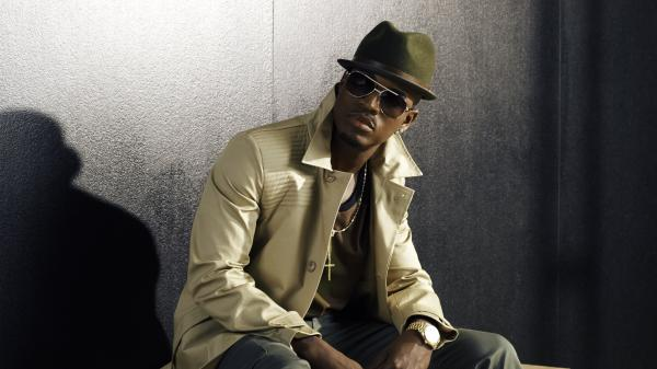 Ne-Yo's newest album is called <em>R.E.D.</em>