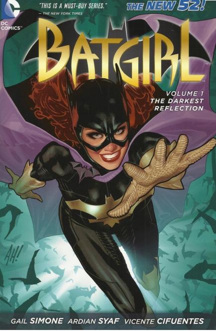 Batgirl Vol I: The Darkest Reflection