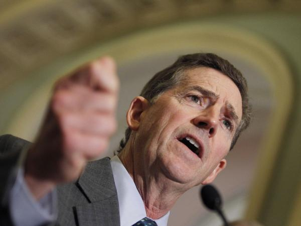 South Carolina's Jim DeMint announced earlier this month that he will resign his U.S. Senate seat to run the conservative Heritage Foundation.