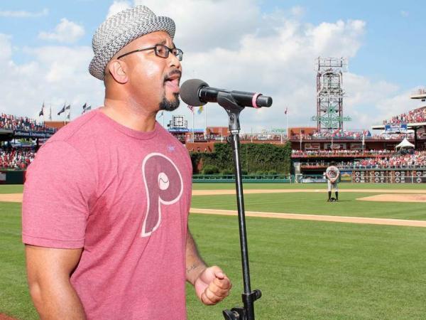 Philadelphia's Aaron Brown.