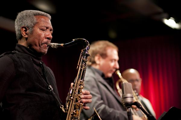 Billy Harper and David Weiss.