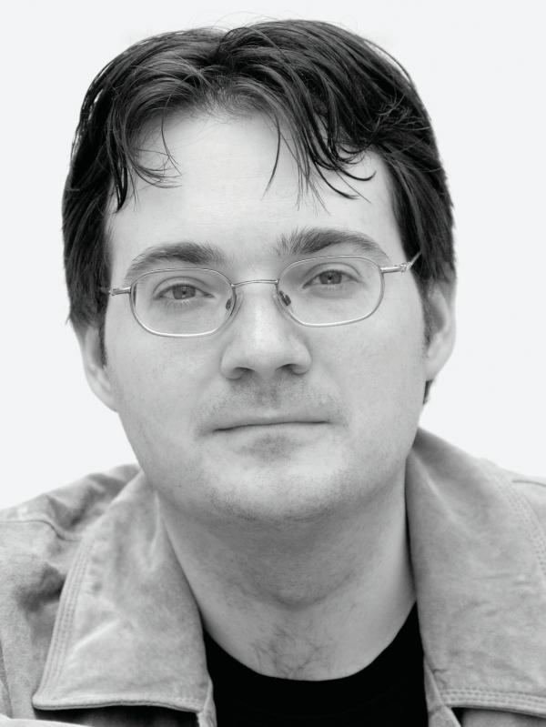 Brandon Sanderson is the author of the <em>Mistborn</em> books.  He was chosen to complete the <em>Wheel of Time</em> series after Robert Jordan's death.