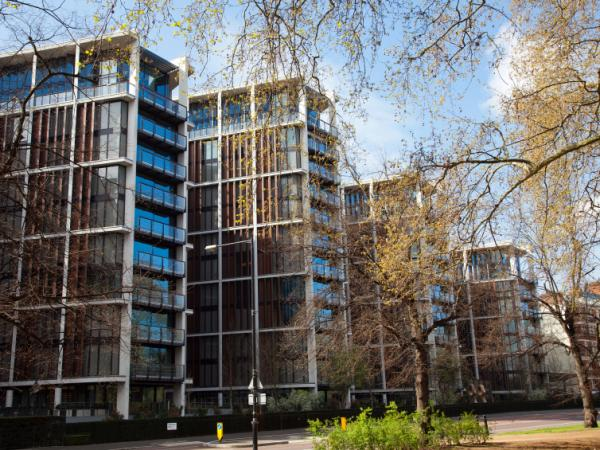 The apartments at One Hyde Park have been mostly purchased by foreign-registered buyers, according to <em>The Guardian. </em>It said the prices ranged from 3 million to 136 million British pounds ($4.9 million to $221 million).