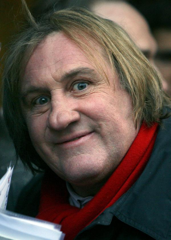"French actor Gerard Depardieu <a href=""http://www.nytimes.com/2013/01/06/world/europe/gerard-depardieu-in-russia-with-sights-on-citizenship.html?_r=0"">arrived Saturday in Russia</a> to meet with President Vladimir Putin. Putin offered Depardieu citizenship after the actor said he was leaving France to protest a new tax rate of 75 percent on incomes of 1 million euros and higher."