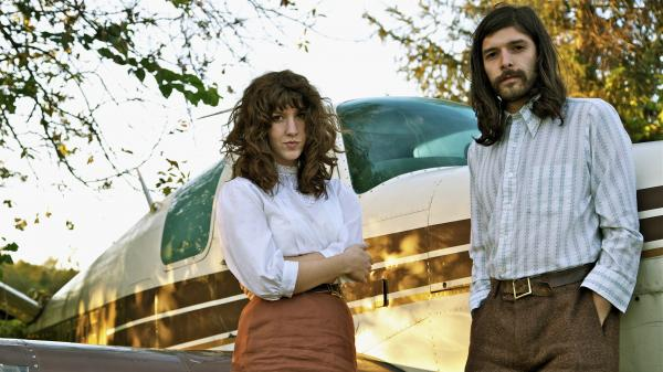 Widowspeak's new album, <em>Almanac</em>, comes out Jan. 22.