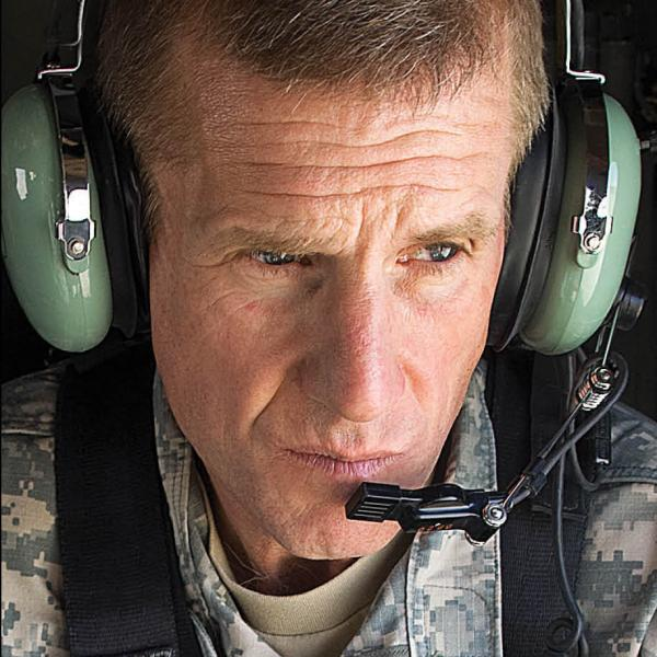 Stanley McChrystal's new memoir, <em>My Share of the Task</em>, recounts lessons from his years in the military.