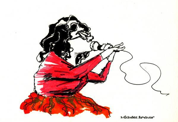 La Santa Cecelia