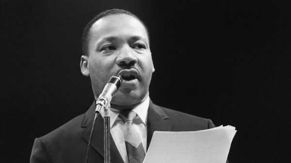 Even when dispensing life advice to <em>Ebony</em> readers, Martin Luther King Jr. didn't reveal much about himself
