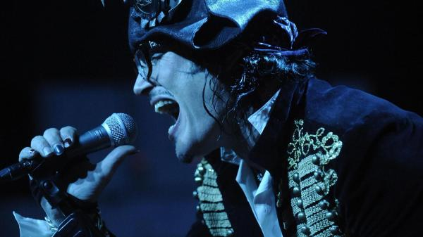 Adam Ant's first album in 17 years, <em>Adam Ant is the Blueblack Hussar in Marrying the Gunner's Daughter</em>, is an ersatz musical memoir.