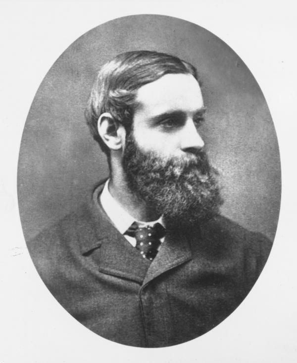 English painter and book illustrator Randolph Caldecott (1846-1886), for whom the award is named.